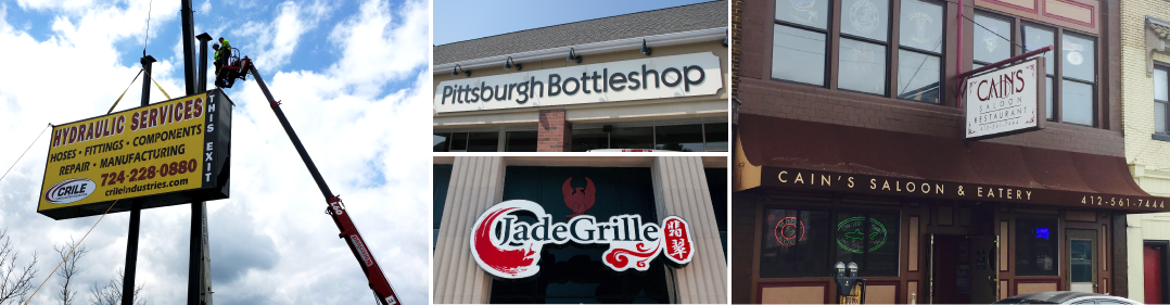 Pittsburgh Sign Company | Precision Sign & Awning